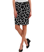 MICHAEL Michael Kors - Small Mod Giraffe Pencil Skirt