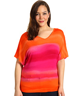 Karen Kane Plus - Plus Size Tunic Top