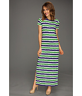 MICHAEL Michael Kors - Kyoto Stripe Long Dress