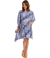 MICHAEL Michael Kors - Aki Stripe Kaftan Dress