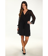 Donna Morgan - Roxy Mock Wrap Dress
