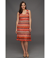 Karen Kane Plus - Plus Size Crochet Tank Dress