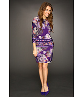 Donna Morgan - Julie Three-Quarter Sleeve Dress