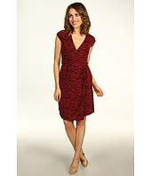 MICHAEL Michael Kors Petite - Petite Mini Roxy Sleeveless Wrap Dress