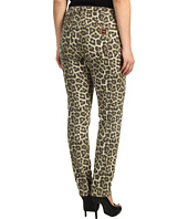 MICHAEL Michael Kors Plus - Plus Size Savannah Leopard Stretch Jean