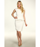 Calvin Klein - Peplum Dress