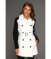 Calvin Klein - Block Sleeve Trench Coat
