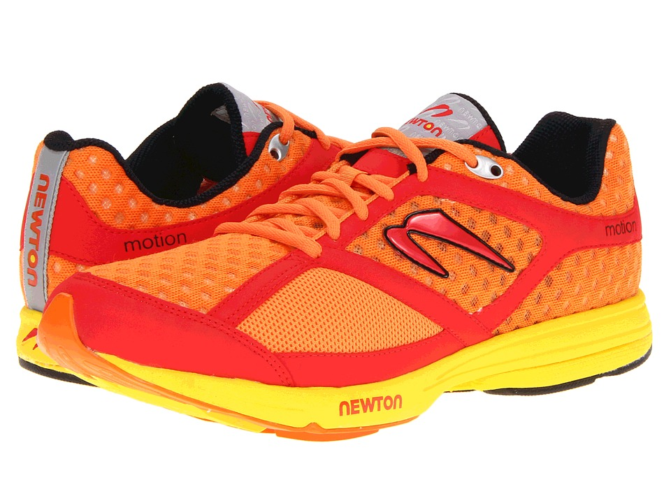 Newton Running Motion (Orange/Red) Men's Running Shoes