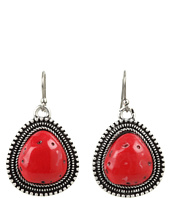 Lucky Brand - Paisley Stone Drop Earrings
