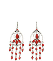 Lucky Brand - Paisley Oblong Chandelier with Dangle Earrings
