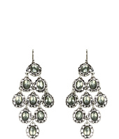 Lucky Brand - Beachwood Canyon Floral Chandelier Earrings