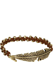 Lucky Brand - ID Feather Bracelet