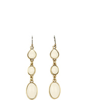 Lucky Brand - Rosebud Triple Drop Earrings