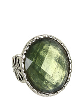 Lucky Brand - Rosebud Green Stone Ring