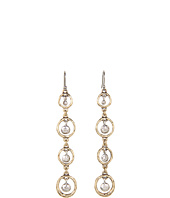 Lucky Brand - Mary Jane Linear Circles Earrings