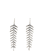 Lucky Brand - Mary Jane Dripping Fern Earrings