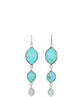 Lucky Brand - Mary Jane Ombre Triple Drop Earrings