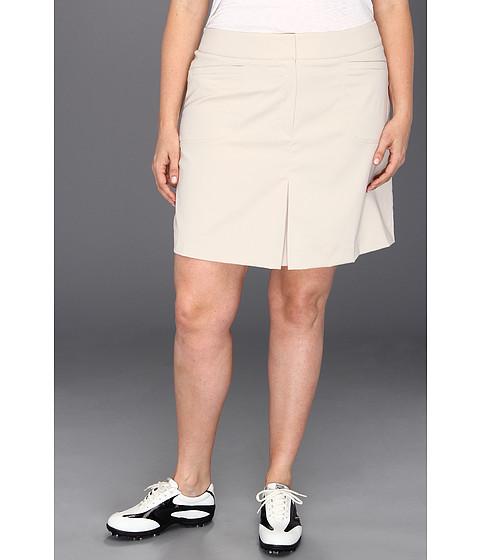 Tail Activewear - Plus Size Tech Skort (Khaki) - Apparel