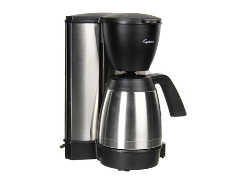 Capresso MT600 PLUS Coffeemaker with Thermal Carafe
