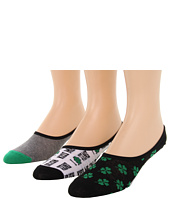 Vans - St. Patties Day Canoodle 3 Pack Socks