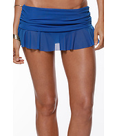 LAUREN Ralph Lauren - Mesh Solid Skirted Hipster Bottom