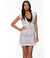 LAUREN Ralph Lauren - Crochet Sleeveless Dress Cover Up