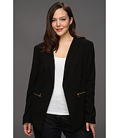 Calvin Klein - Plus Size Jacket w/ Gold Zippers