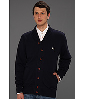 Fred Perry - Shawl Collar Sweat Cardigan