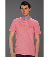 Fred Perry - Gingham Trim Polo