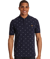 Fred Perry - Laurel Print Polo