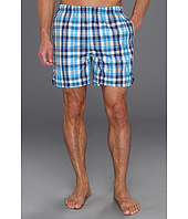 Fred Perry - Yarn Dyed Bright Check Swim Short