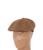 Fred Perry - Panelled Flat Cap