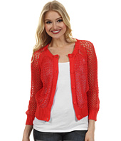 Michael Stars - Beachcomber Cotton Crop Cardigan