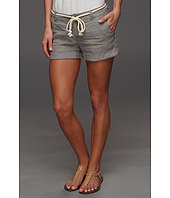 Michael Stars - Linen Cuffed Shorts