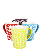 BIA Cordon Bleu - 13 oz Mug - Set of 4 assorted colors