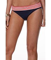 LAUREN Ralph Lauren - Regatta Stripe Banded Hipster Bottom