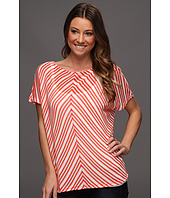 Michael Stars - Net Stripe Mordern Crop