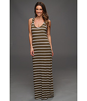 Michael Stars - Stripe Tank Maxi Dress
