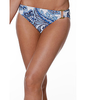 LAUREN Ralph Lauren - Bandana Paisley Ring Side Hipster Bottom