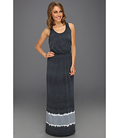 Michael Stars - Vertical Stripe Tie Dye Maxi Dress