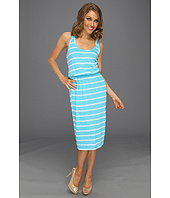 Michael Stars - Hampton Stripe Scoop Midi Dress