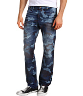 Big Star - Division Straight Jean in 16 Year Vancouver Camo