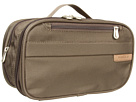 Briggs & Riley Baseline Expandable Toiletry Kit (Olive)