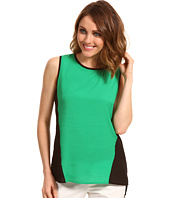 Calvin Klein - Sleeveless Colorblock Pullover