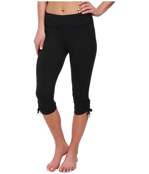 Lucy Hatha Convertible Capri Legging