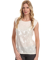 Calvin Klein - Mixed Paillette Top