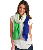 Juicy Couture - Dip Dyed Ombre Oblong Scarf
