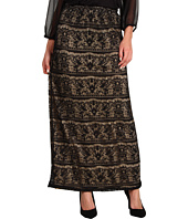 Christin Michaels - Wrena Lace Maxi Skirt