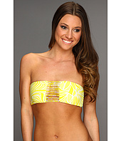 MIKOH SWIMWEAR - Sunset String Loop Bandeau Bikini Top