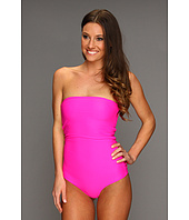 MIKOH SWIMWEAR - Santorini Multistring Back One-Piece Swimsuit